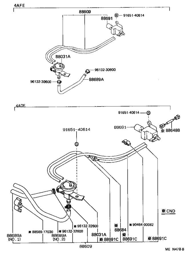 2003 Toyota Corolla Air Conditioning Diagram Full Hd Version Conditioning Diagram